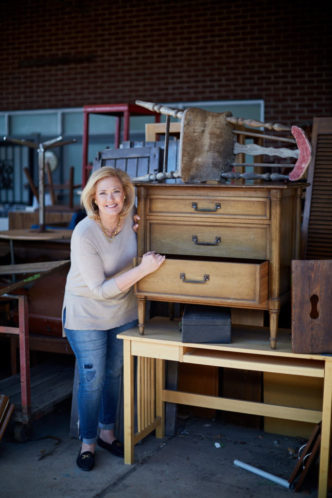 Amy Howard, founder of A Makers' Studio, has been making, teaching, mentoring, and serving others for more than 30 years.