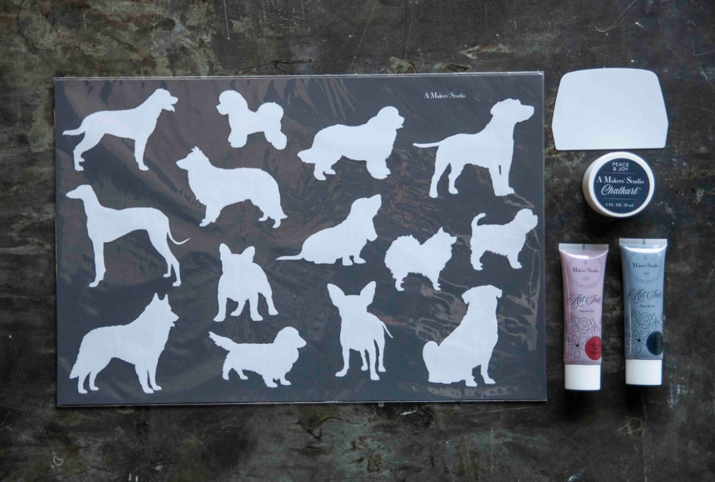 This curated DIY dog mom craft bundle makes it easy to make everything pawsome. Whether you're a dog mom or love someone who is, making a ton of DIY dog crafts with this easy-to-use dog craft set is sure to pawsitively delightful.